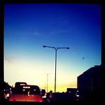 紺青 #sky