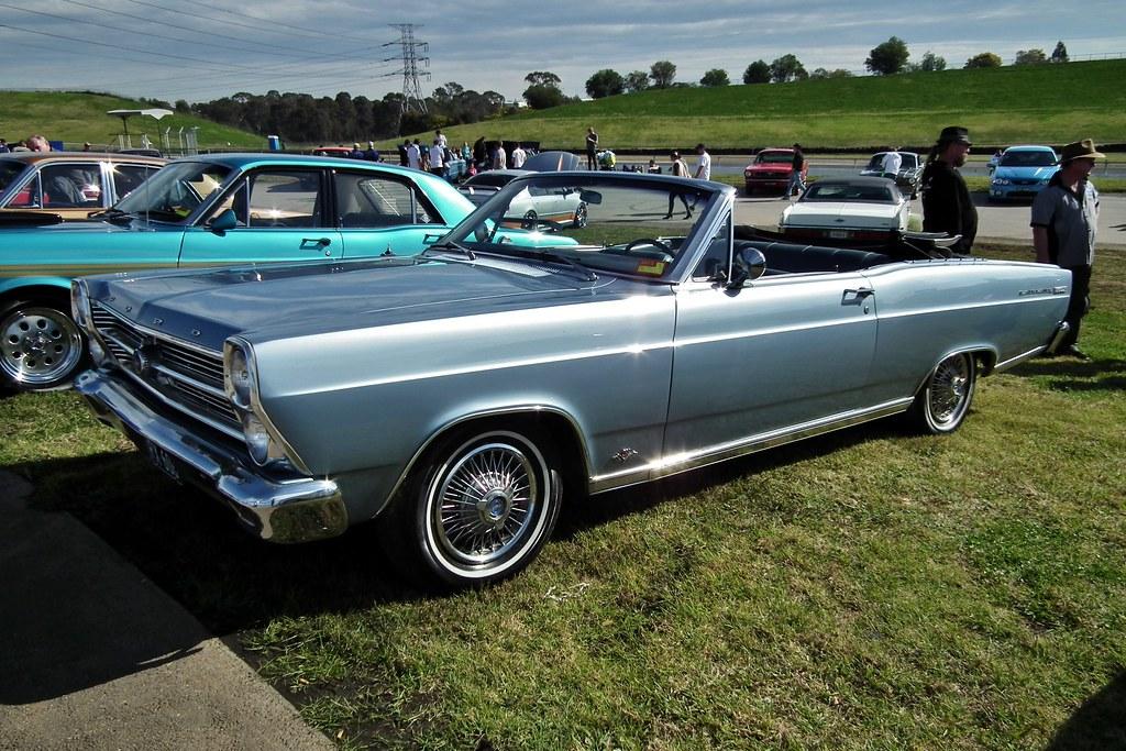 1966 Ford Fairlane 500 XL convertible | 1966 Ford Fairlane 5