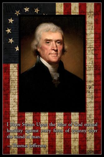 Amerikan Hero - Thomas Jefferson, From CreativeCommonsPhoto