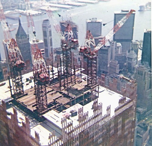 WTC_early_construction,_1967-1971_030 | by mjdart