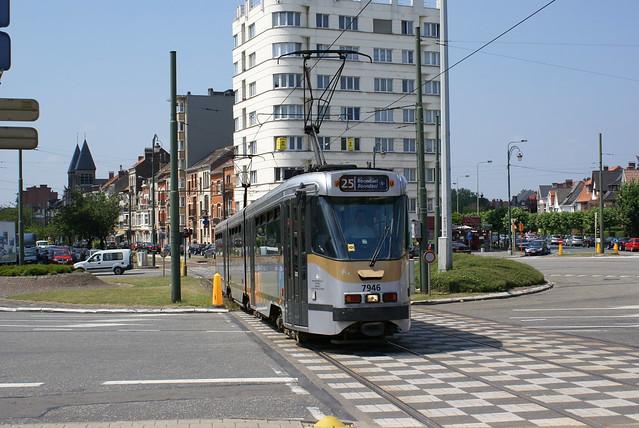 2009-07-01, Bruxelles, Place Meiser