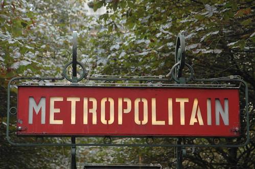 Metropolitain | by skreck