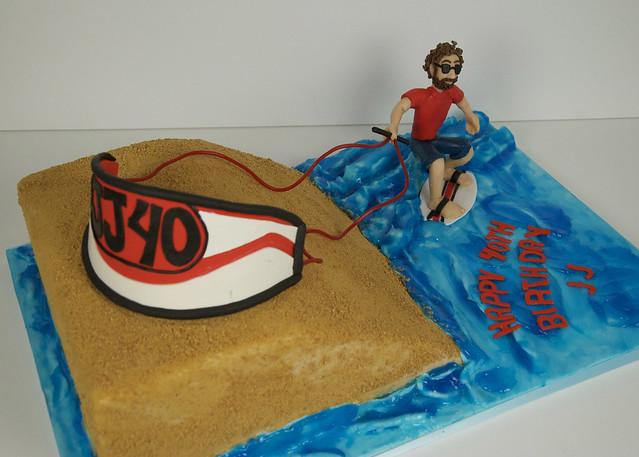 kitesurfing cake toronto