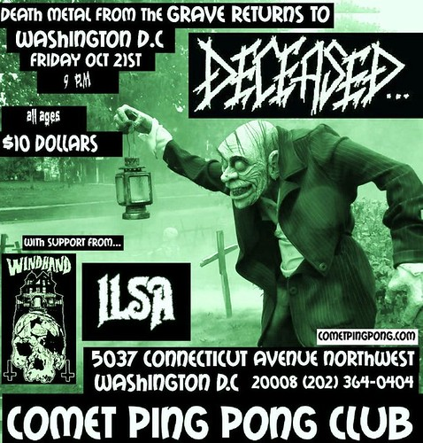 Deceased at Comet Ping Pong