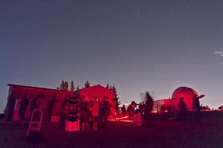 Rothney Observatory Open House (Sept 17, 2011) #1