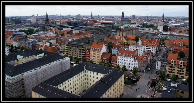 Over Copenhagen