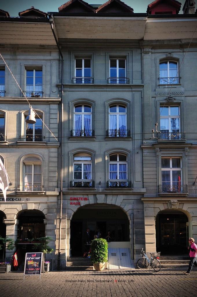 Einstein-Haus, Bern, Switzerland | Einstein-Haus is the name ...