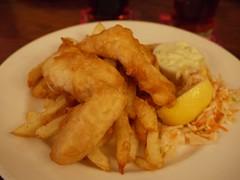 日, 2011-08-07 22:37 - Fish & Chips (Halibut)