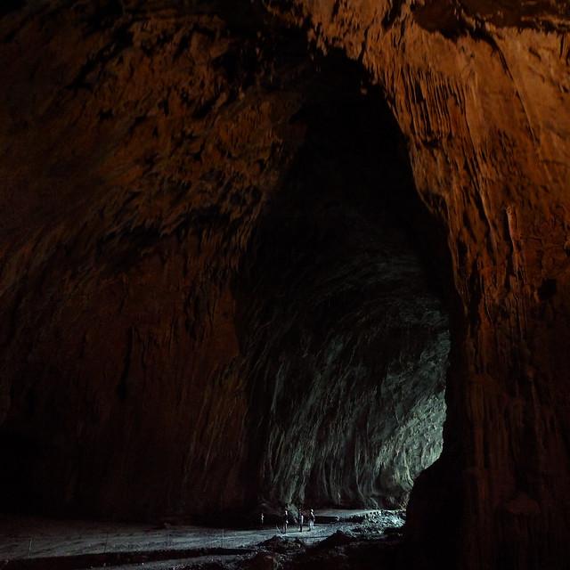 The underground phenomena: The Škocjan Caves