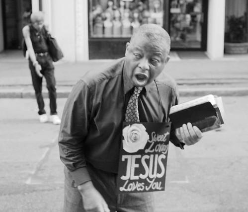 Boston. Preacher 1   by GregY_Photo