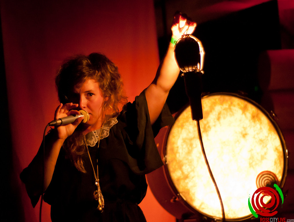 Megan James of Purity Ring | Purity Ring @PURITY_RING MFNW D