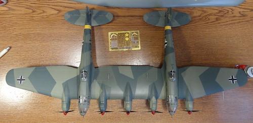 wwii heinkel worldwarii german 172 testors luftwaffe zwilling italeri he111 towplane twinfuselage fiveengines he111z1