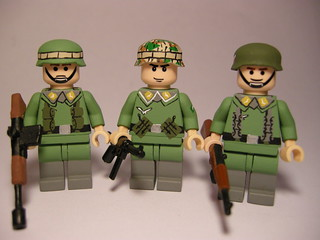 Fallschirmjägers LEGO   by MR. Jens