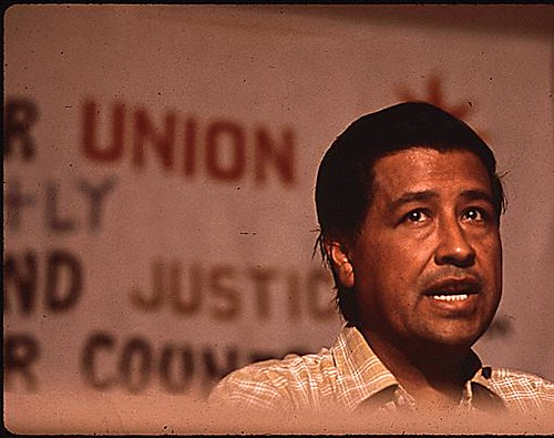 Image result for cesar chavez""