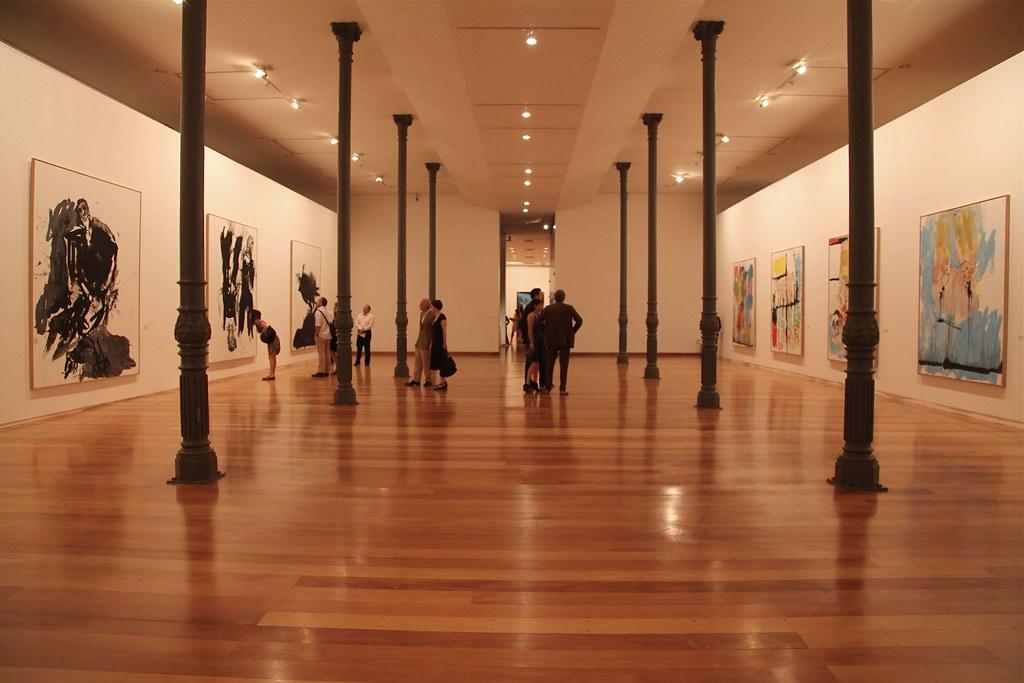 A Estação Pinacoteca está localizada no centro da cidade, no Largo General Osório, 66, no bairro da Luz. Foto: Secretaria da Cultura do Estado.