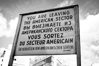 Leaving the American Sector | by Cimm