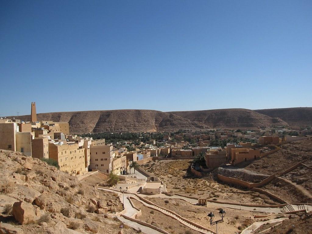 Algeria Tunisia Libya 007