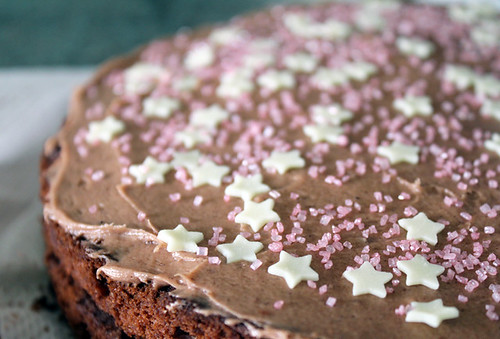 Chocolate Rum Cake | by Abandon Spoon!