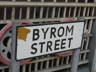 Byrom Street, Manchester | by Gene Hunt