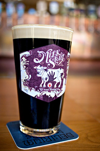 Left Hand - Milk Stout | by p.lu
