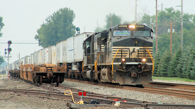NS#9210 EAST NS 20A WAUSEON,OH 8-20-11 SATURDAY