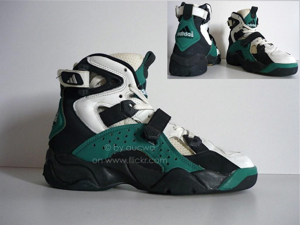 Boot Equipment Vintage 90`s Adidas ShoesFlickr Basketball Hi OXPkuZi