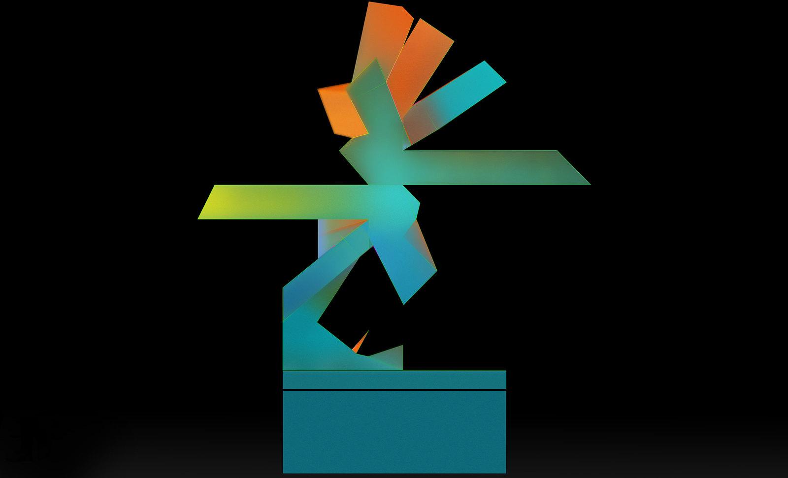 Escultura MAM mx 115