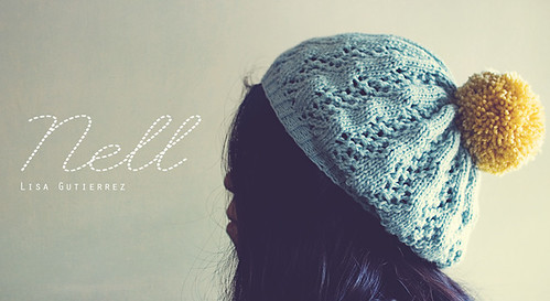 Knitting: Nell | by Lisa | goodknits