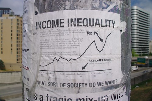 Income Inequality | by mSeattle