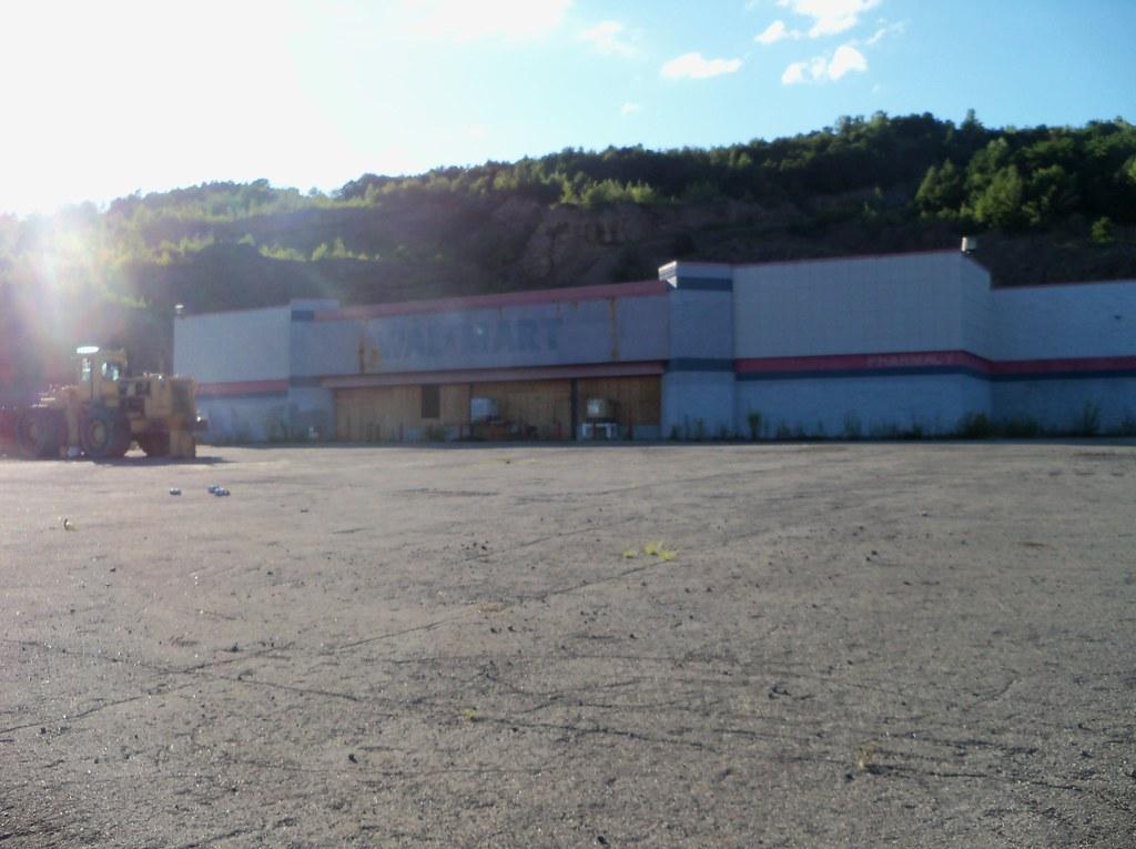 Walmart Dickson City Pa Bell Mountain Plaza 1315 Scran Flickr