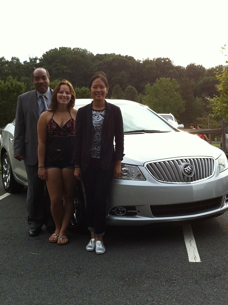Buick Achievers Scholarship >> Buick S Wil Middelton With Buick Achiever Scholarship Winn