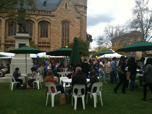 Adelaide University Openday 2011 074