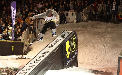 snow snowboarding nose skiing extreme rail august dunedin jam 20th octagon skullcandy octagonrailjam