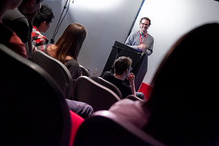 Ryan Honey Artist In Residence Visit (Aug '11) | by VFS Digital Design
