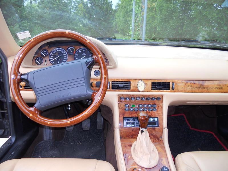 Maserati Quattroporte 3.2i V8 Evoluzione (1998)