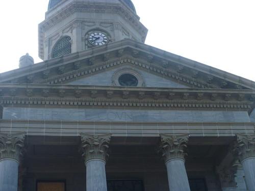 northcarolina courthouse murphy cherokeecounty