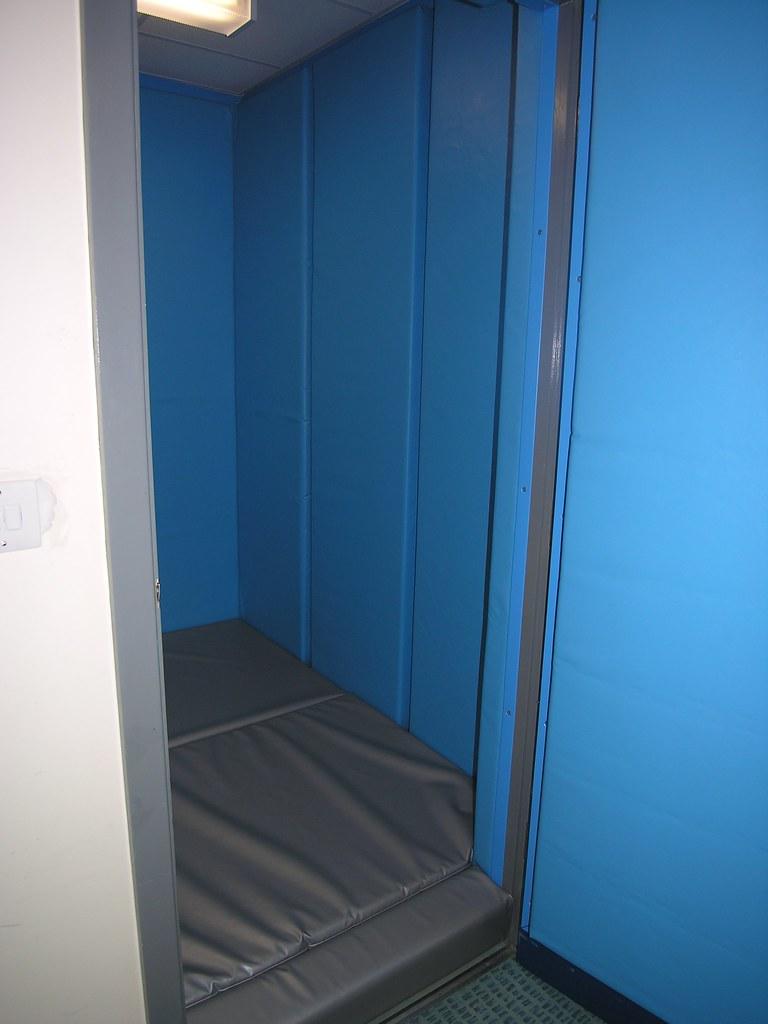 Safe Room Design: A Safe Room Installed By Mike Ayres Design At