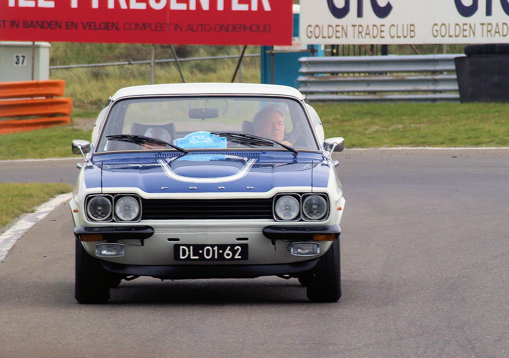 1972 Ford Capri Rs 2600 Jan Barnier Flickr