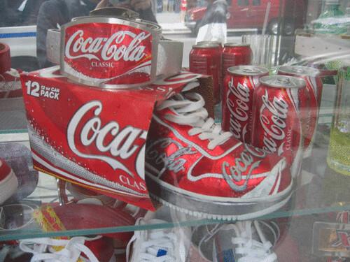 coca cola air force 1