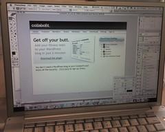 Collabofit screenshot   by gserafini