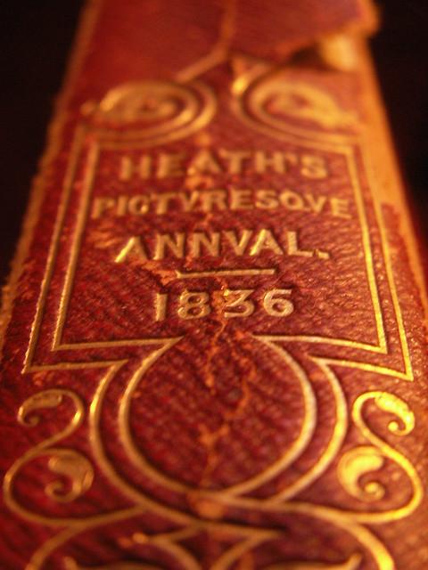 Heath's Picturesque Annual 1836