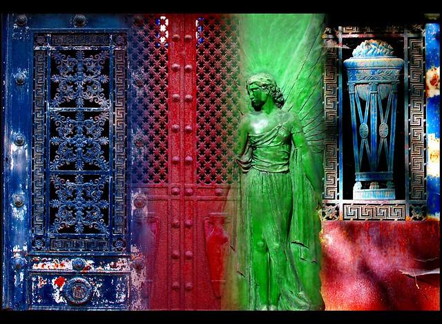 Les Portes du Paradis...