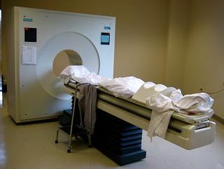 PET scan   by Muffet