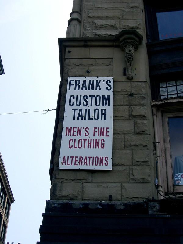 custon tailoring