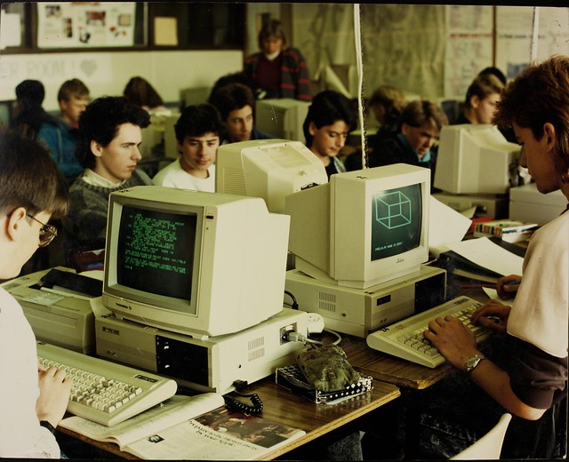 Computer skills, Elwood High School