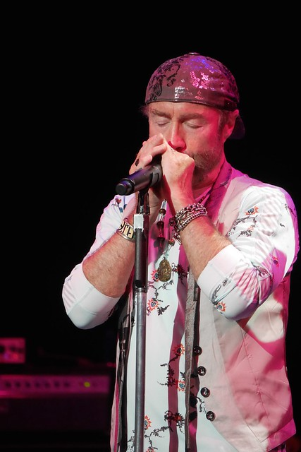 土, 2015-09-05 20:50 - Paul Rodgers at the Tropicana Showroom, Atlantic City, NJ
