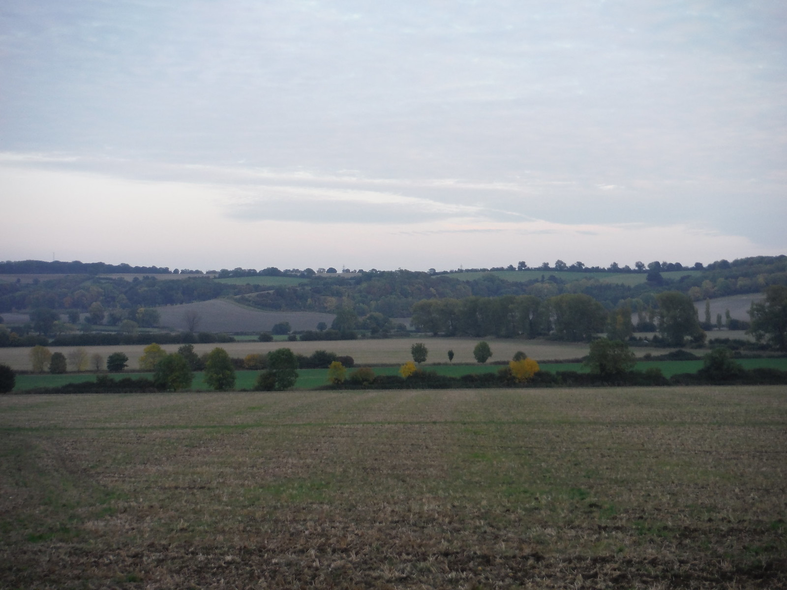 Sundon Hills, from Harlington SWC Walk 229 Leagrave to Harlington