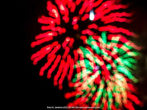 IMG_0563 Fireworks, Cosham, November 2015   by Paul S Jenkins Photography