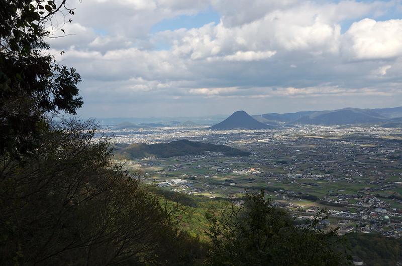 Vue sur Kotohira