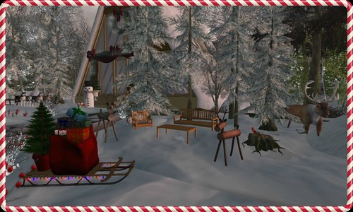 Tylar's Treasure_Pine Forest Seating | by Hidden Gems in Second Life (Interior Designer)
